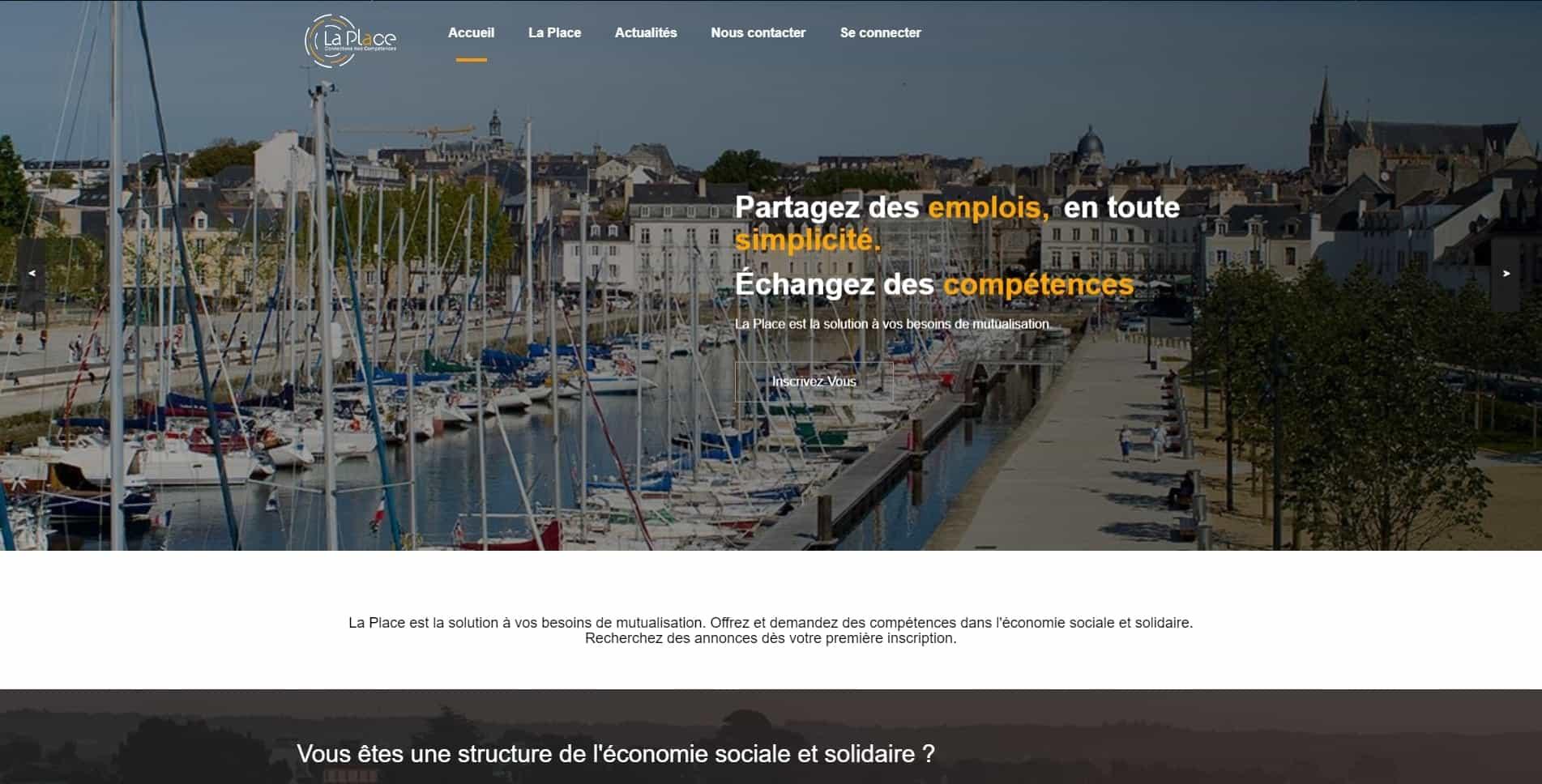 Application Web La Place