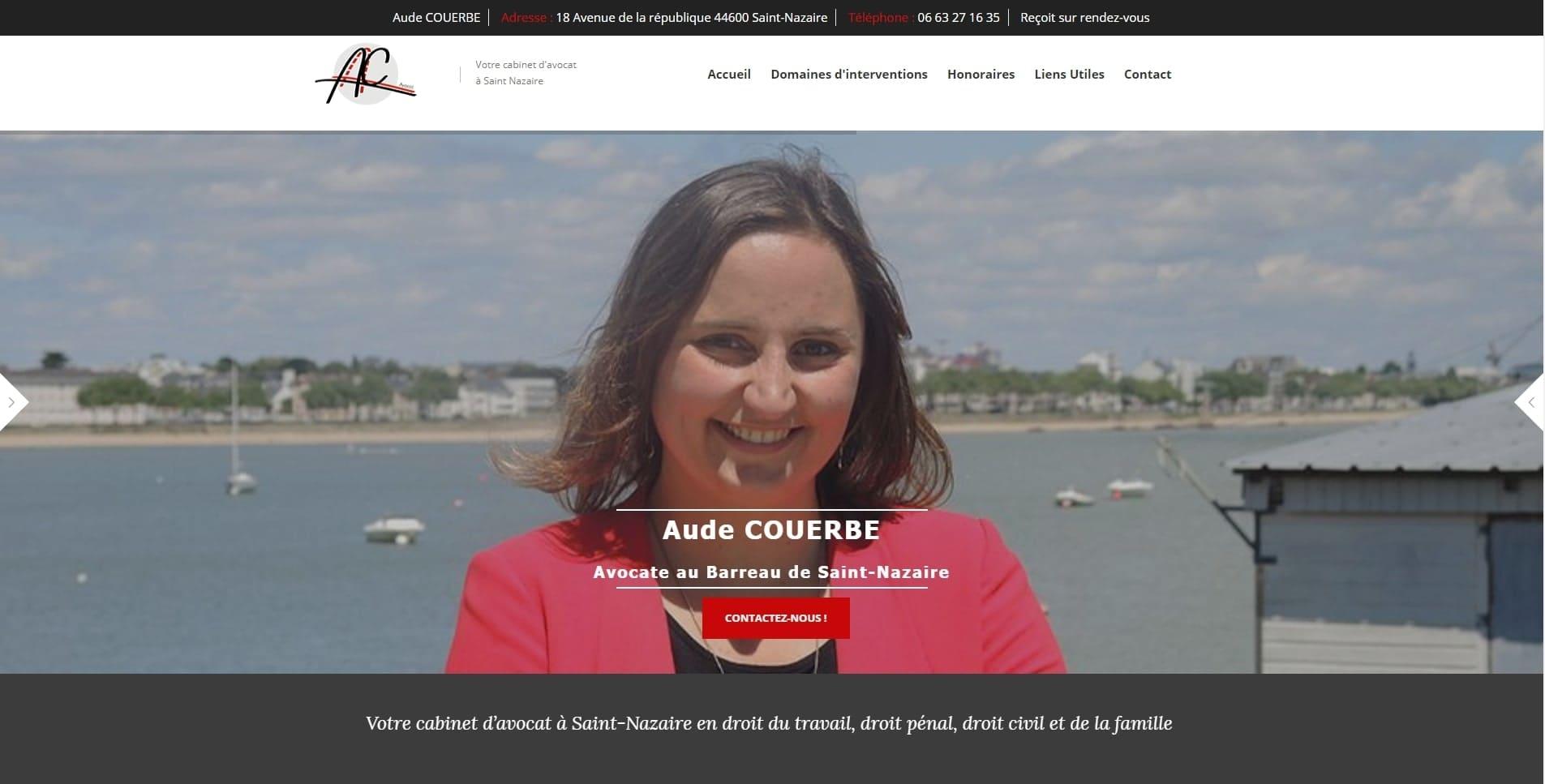Maître Aude Couerbe