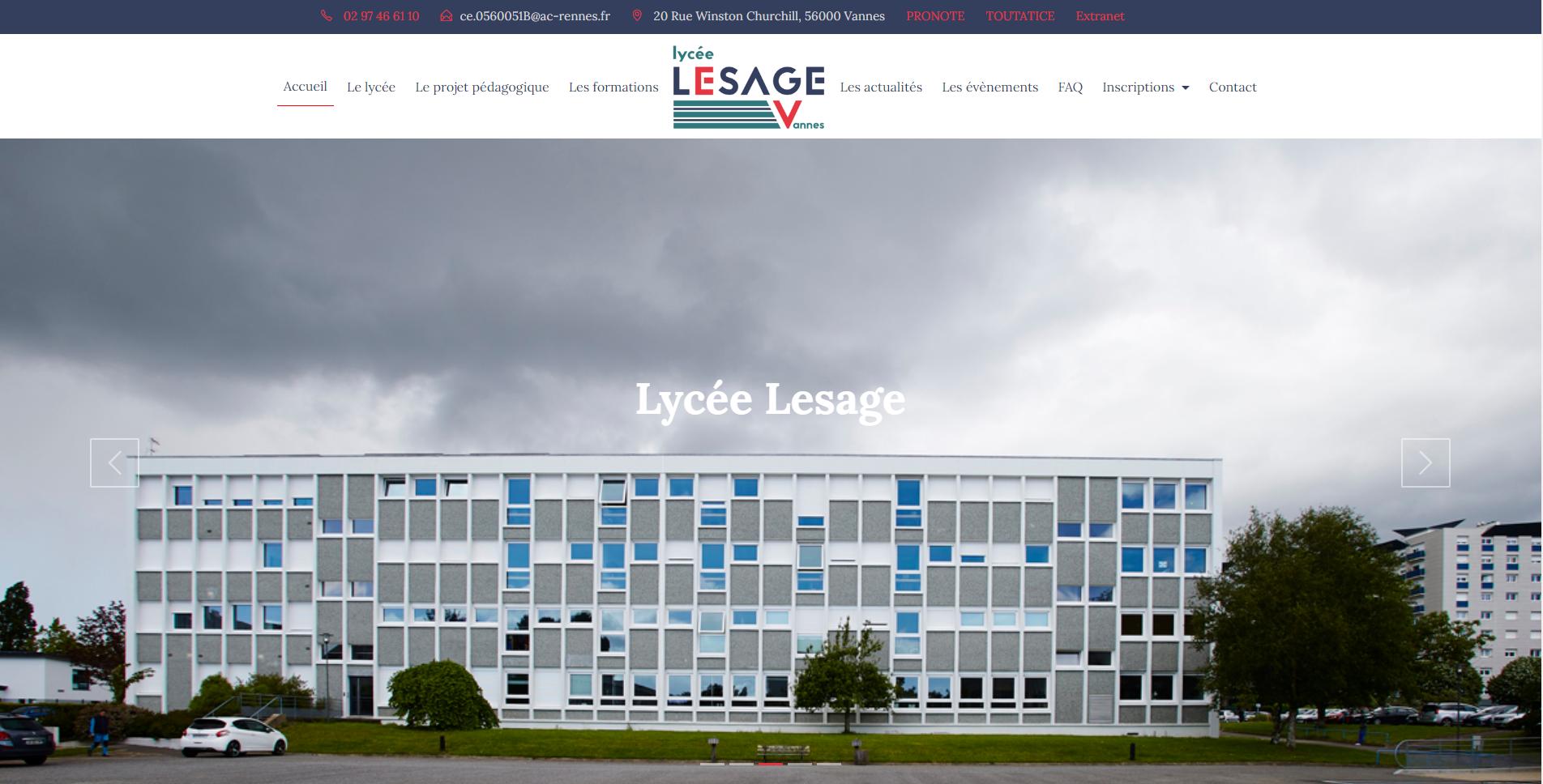 LYCEE LESAGE